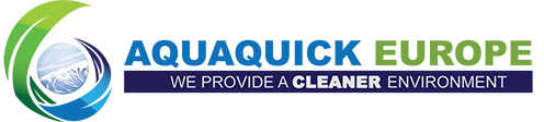 AQUAQUICK EUROPE We provide a cleaner environment