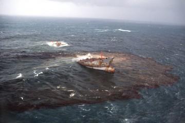 Sea spills